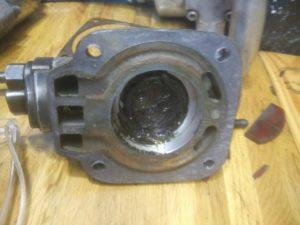 Ремонт грузового пневматического гайковерта